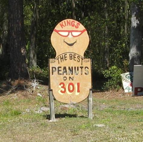 Kings Country Produce - Best Peanuts On US301!